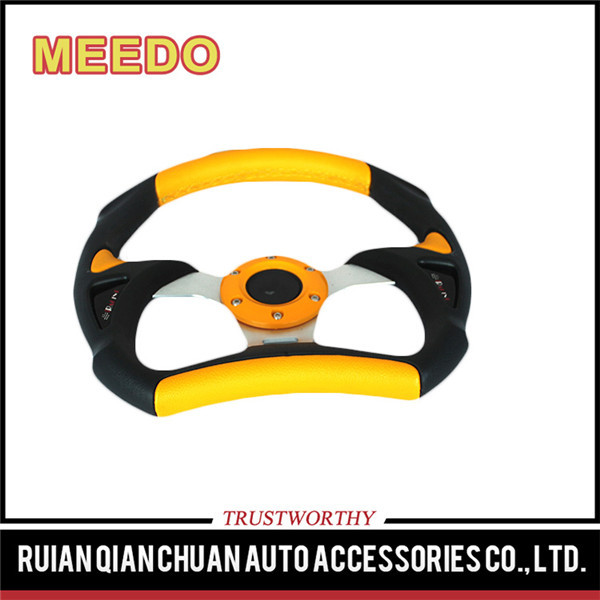 Good quality sell well 320 mm racing steering wheels