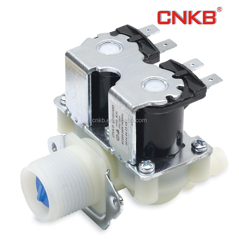 washing machine two way water solenoid valve buy water valve washing macine solenoid valve. Black Bedroom Furniture Sets. Home Design Ideas