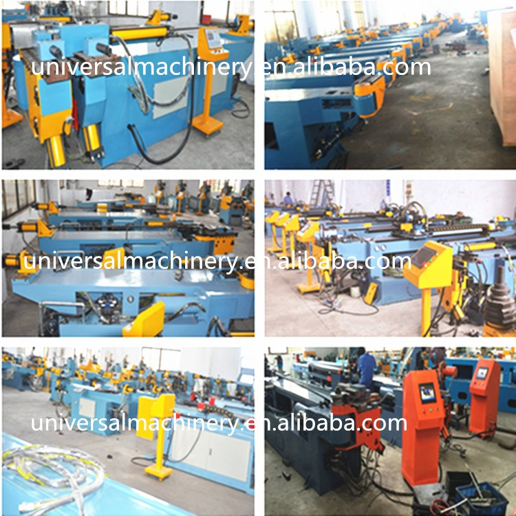 2016 China Hot Selling UM-130NC Induction Pipe Bending Machine