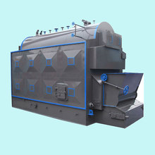 1 ton Wood Biomass Pellet Fired Steam Generator Boiler From China