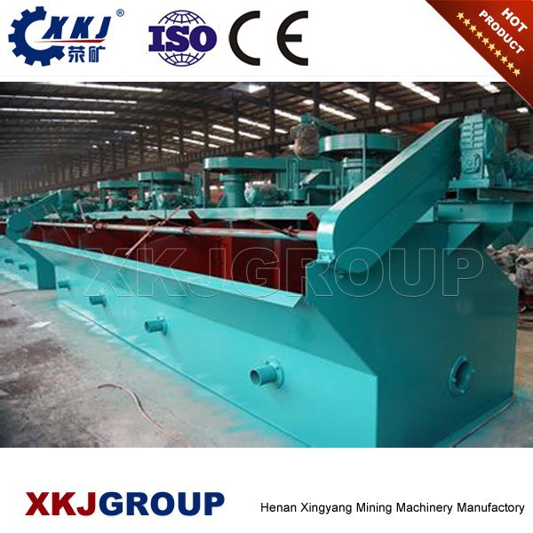 Long working life professional zinc/copper ore froth flotation