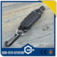 outdoor pocket mini tool screwdriver kit with wrench and led light