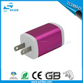 New 2amp cell phone charger us plug
