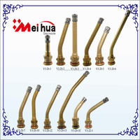 O-Ring Seal Clamp-in Brass Truck Tire Valve V3.20.4