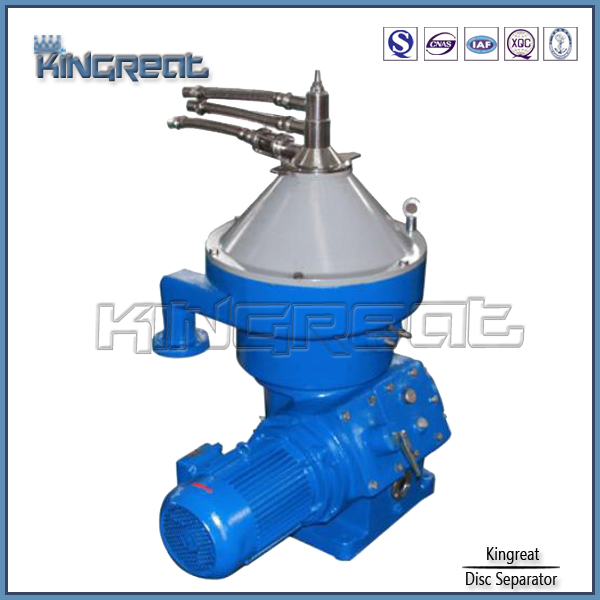 Model PDSD Marine Oil Water Centrifugal Disc Style Oil Separator