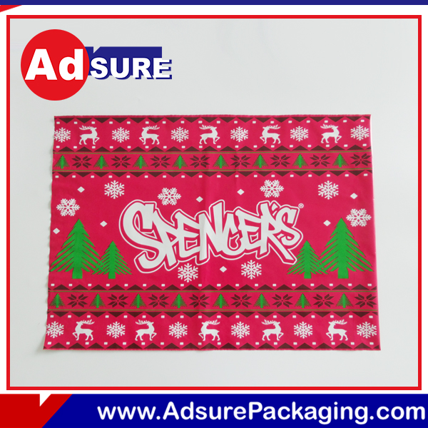 underwear packing bag/lcd video mailer/packaging custom logo