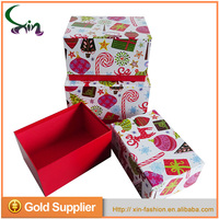 XF14164 Custom Box Packaging Shoe Box Printing Custom Box Packaging