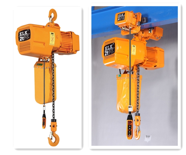 2 ton 5 ton mini good quality kito electric chain hoist with clutch and inverter