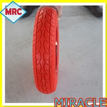 13 Inch Solid Flat free PU Foam Filled Wheelbarrow Wheel And Tyre 3.25-8