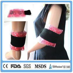 Thermal gel cold hot pack