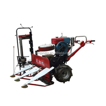 popular rice wheat reaper binder machine for sale