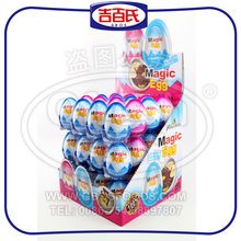 Crispy Biscuit Mini Surprise Egg Chocolate With Toys