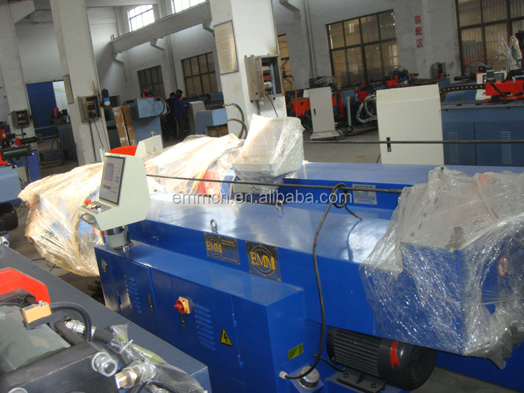 ED50 Double head pipe bending metal processing machines