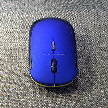 cheap computer accessory thin mini colorful mouse with logo