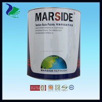 2K solid color for car paint auto refinish acrylic car paints car solid color ( Manufacture in Guangzhou )