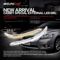 Hottest car led daytime running light, special led drl