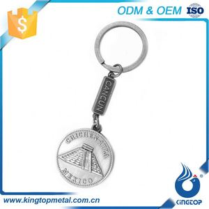 Top Quality Customize National Souvenir Flag Key Chains Keychain Custom Key Ring Holder Wholesale