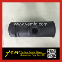 4TNV94 4TNE94 4TNV98 4TNE98 engine Muffler silencer for excavator engine parts