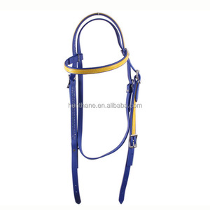 Wholesale equine products pvc horse racing bridle