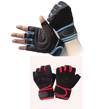 Custom Logo Half Finger Cycling Gloves Bicycle Racing Gloves