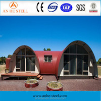 High quality colorful stone coated steel roof tile/constructional material
