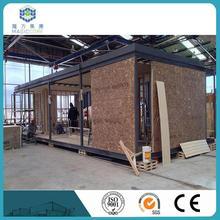 one storey collapsible container for liquid recycle use eassy assemble 2ft mobile container toilet
