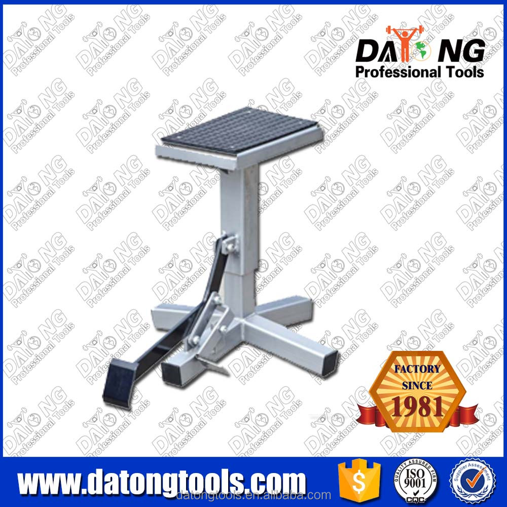 130KG Adjustable Motorcycle MX Dirt Bike Trail Pit Bike Lift Stand