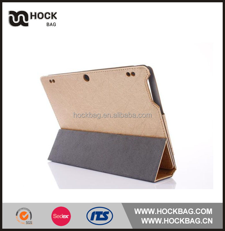 High Quality wholesale PU 12 inch tablet pc smart cover