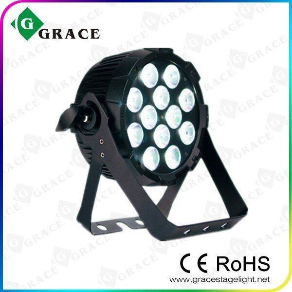 12x12w RGBWAUV 6in1 Led stage light