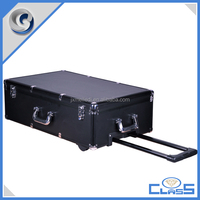 MLD-AC3071 Black high quality aluminum luggage trolley box