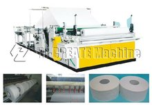 machines for small industries paper roll slitter rewinder