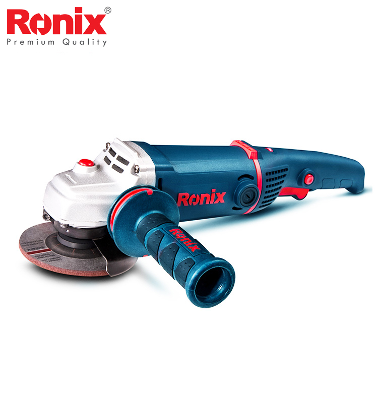 Ronix New Design Mini Angle Grinder 115MM 1400W MODEL 3160 in stock