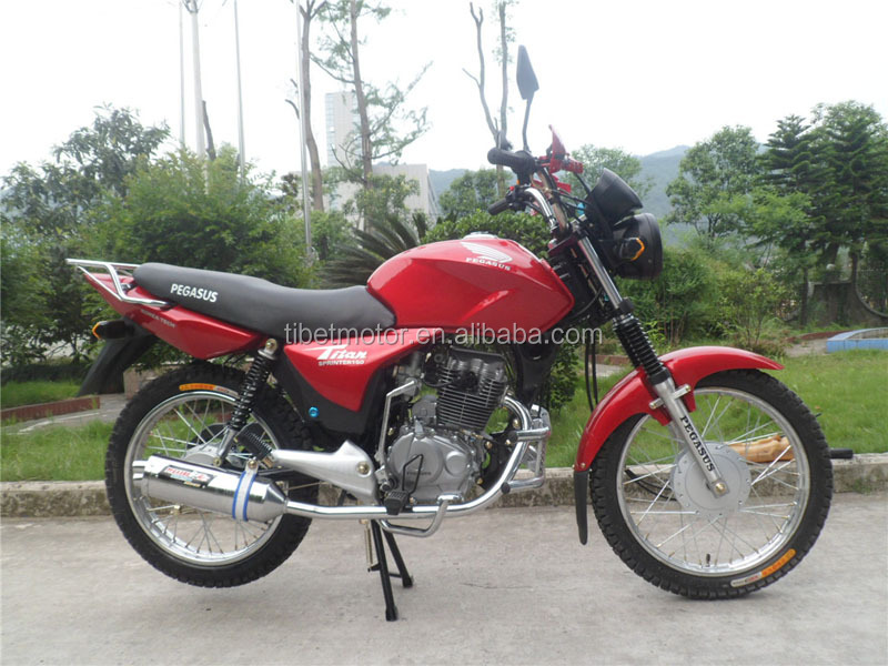 Chongqing motorcycle factory street legal motorcycle 200cc ZF150-13