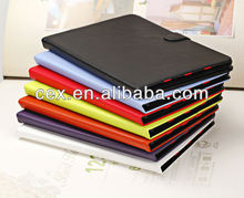 New Arrival Magnetic Plain PU Leather Stand Case Cover for Apple iPad Air 5G 5th 5 Generation