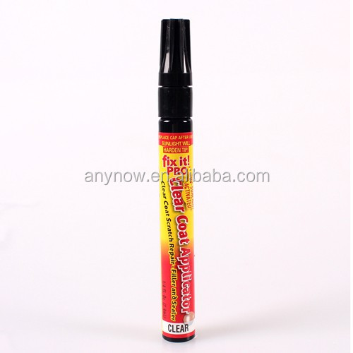 Car Fix It Pro Pen Clear Scratch Repair Remover and Simoniz New Magical Pen