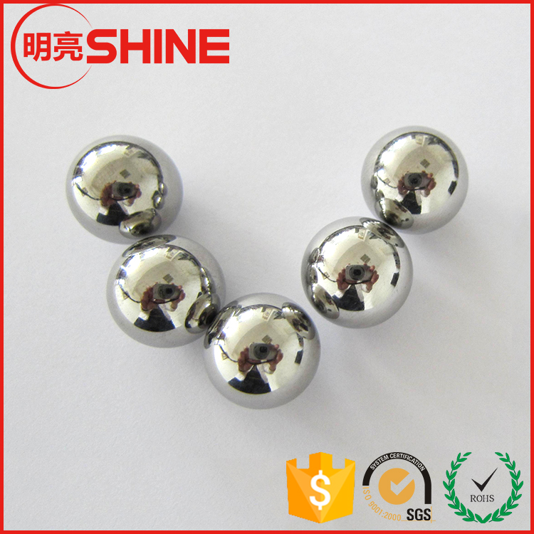 High Polished Miniature Hollow Metal Stainless Steel Ball