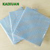 [FACTORY]500pcs chemical bond nonwoven wipes/lint free non woven fabric/disposable kitchen cloth