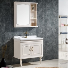 New arrival used double bathroom vanity cabinets top selling products 2017