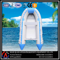 2.9m inflatable kayak water boats for sale