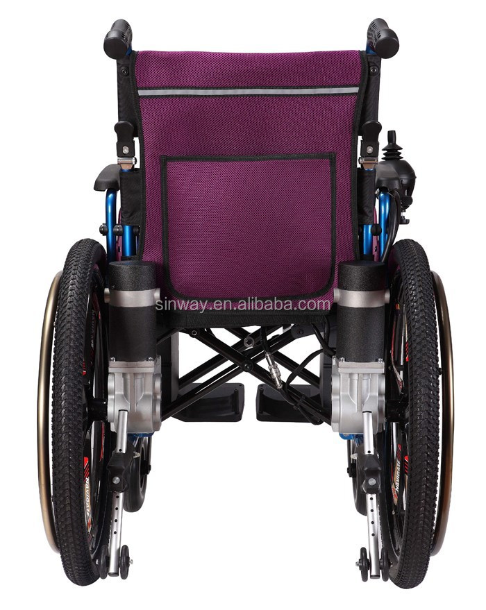 Manual assist lightweight power wheelchair with cheap for Cost of motorized wheelchair