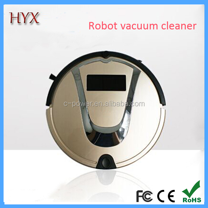 Mini best CHEAP robotic vacuum cleaner,rechargeable household with CE and CCC certificates