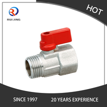 Short Delivery Date Quick-Install Brass Lockable Water Ball Valve