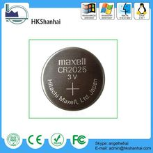 cr2025 3v lithium battery parts dry cell battery china wholesale