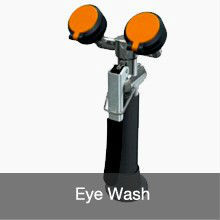 Laboratory Two Heads Eye Wash