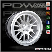 China alloy wheel factory since 1983, PDW brand engineered in Australia 16x6.5 wheels