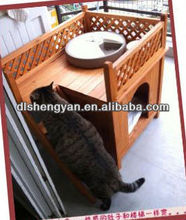 Natural Wooden Cat Products