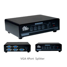 High performance vga splitter 1 input 4 output