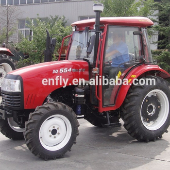 hot sale in Australia, cheap price, Chinese ENFLY wheel tractor DQ554 55hp 4WD
