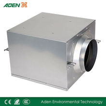 Metal Silent ventilation box fan