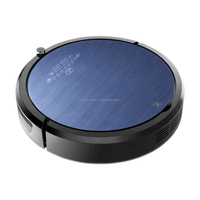 OEM Multifunctional Robotic Vacuum Cleaner with CE and Rohs Certificates